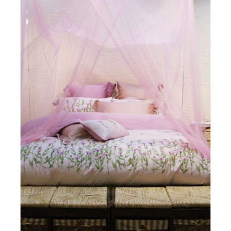 LS防蚊方型5尺蚊帳-雙人