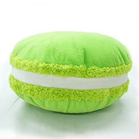 繽紛馬卡龍抱枕  靠墊、靠枕、圓枕(綠)