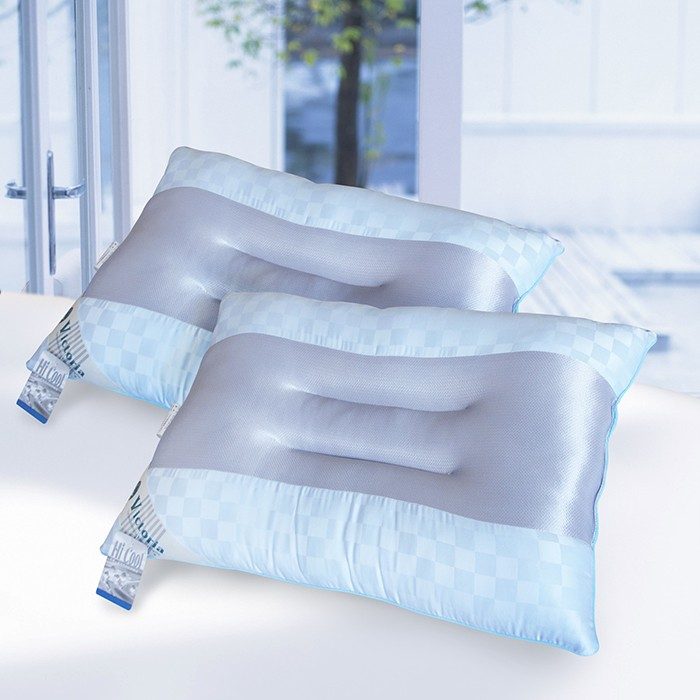 【Victoria】涼感止鼾透氣枕(2顆)