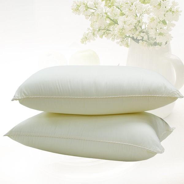 【FITNESS】日本進口纖維 可機洗舒柔枕(2顆)