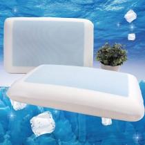 【Victoria】基本型凝膠記憶枕(兩入)