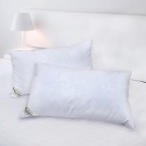 【Victoria】星級緹花羽毛枕(2顆)