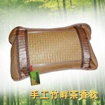 【Victoria】手工竹畔茶香枕(1顆)