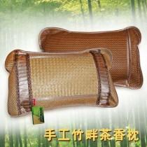 【Victoria】手工竹畔茶香枕(2顆入)