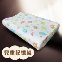 【Victoria】兒童太空記憶枕-可愛象