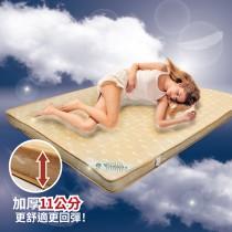 【Victoria】高密度記憶棉床墊-雙人