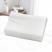 【Victoria】抗菌人體工學乳膠枕(1顆)