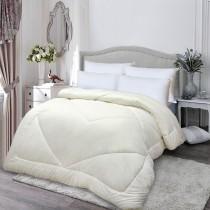 【Victoria】美麗諾雙人羊毛絨被 2.8公斤