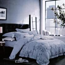 【Victoria】天絲3M抗菌吸濕排汗加大床包兩用被組-古典