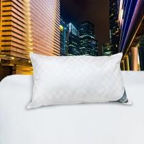 【皮斯佐丹】飯店專用緹花羽絨枕(1顆)