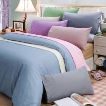 【皮斯佐丹】玩色彩方格紋加大床包組(多款顏色任選)