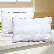【Indian】法式手工雲絲枕(2顆)