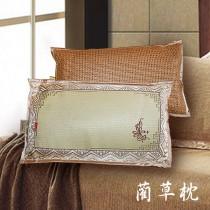 【Victoria】藺草茶葉枕(2顆入)