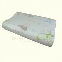 【Victoria】成長型乳膠枕-快樂熊(1顆)