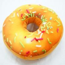 3D創意立體坐墊-經典原味甜甜圈