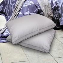 【FITNESS】日本進口纖維 銀離子舒柔枕(2顆)