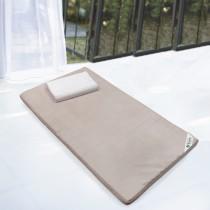 【Victoria】備長碳單人記憶床墊-8cm(3.5*6.2)