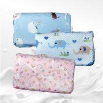 【Victoria】成長型乳膠枕(花色隨機出貨)